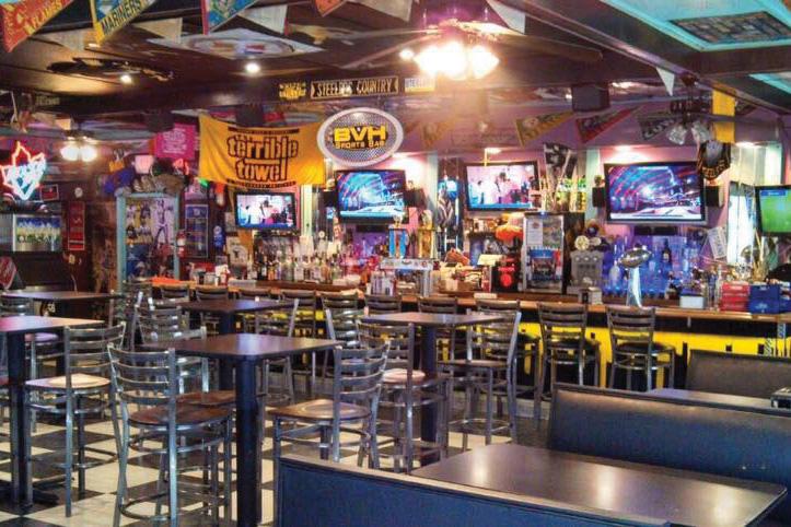 BVH Sports Bar