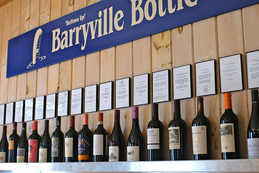 Barryville Bottle
