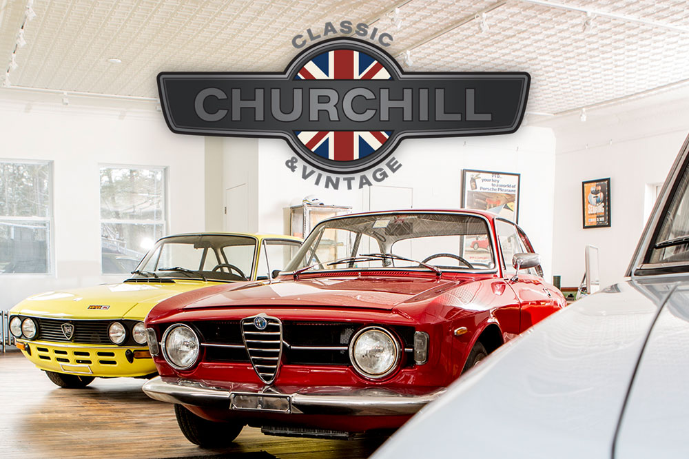 Churchill Classic Cars