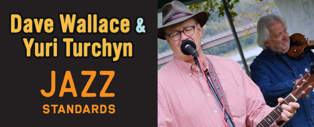 Jazz Standards by Dave Wallace and Yuri Turchyn