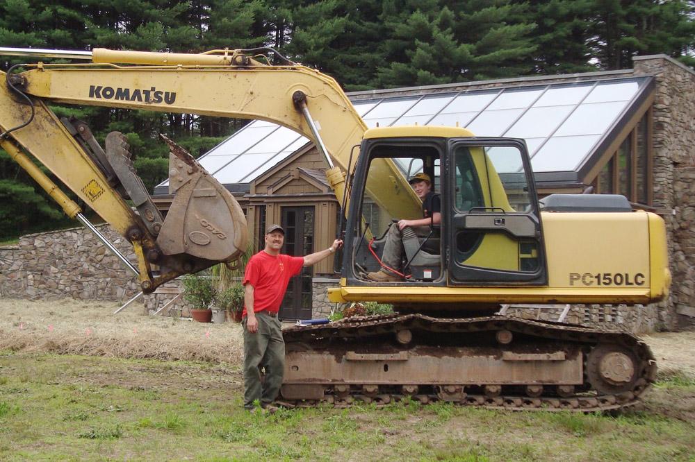 Jim Akt Excavating
