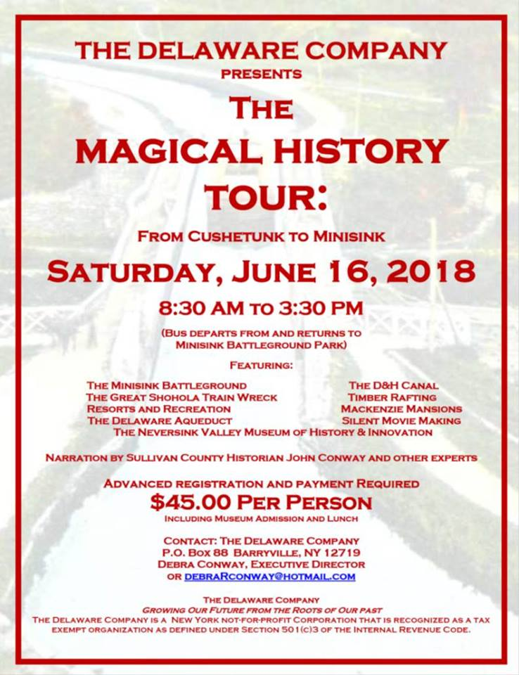 Magical History Tour 2018
