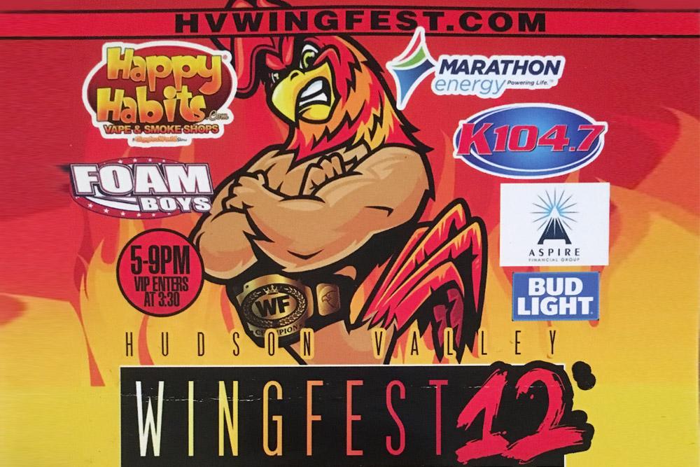 Wing Fest Bus