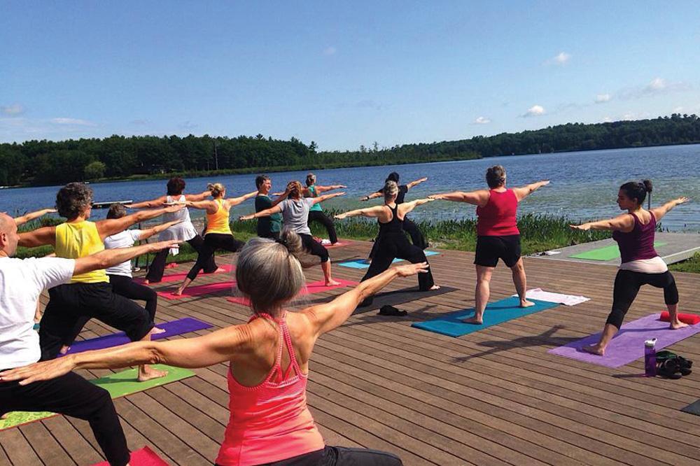 Highland Yoga and Dance